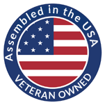 Made in USA - Veteran Owned